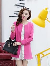 Women's Spring Style Long Coat