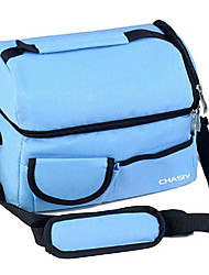Multifunctional Portable Keep Fresh Cooler Bag (Random Color)