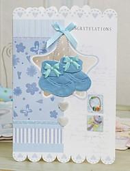 The Baby Birth Ceremony Invitation Card