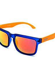 Sunglasses Men / Women / Unisex's Classic / Sports / Fashion / Polarized Square Sunglasses Full-Rim