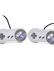 Wired SNES Interface Game Controller for SFC / SNES Console
