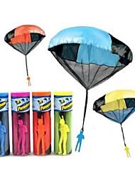 parachute de lancer coloré (couleur aléatoire)