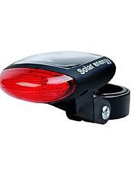Luzes de Bicicleta / Luz Traseira Para Bicicleta / Luzes de Tampa de Válvula Ciclismo alarme / backlight AG10 Lumens Bateria / Solar
