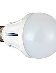E26/E27 12 W 24 SMD 5730 1000 LM Warm White Dimmable Globe Bulbs AC 220-240 V