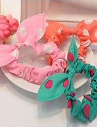 cintas para el pelo kawaii de la niña (10 piezas)