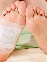 soins de pieds correctif de pied de detox améliorer le sommeil minceur pour les chaussures 50 pièces