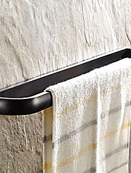 Oil Rubbed Bronze Towel Bar