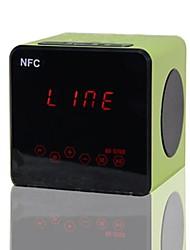 dh10025 beboncool nfc Bluetooth-LED-Display lichtempfindlichen Touch-USB-Flash / TF Lautsprecher mit FM-Radio