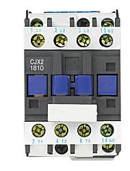 Delixi ac 220v contactor cjx2-1810