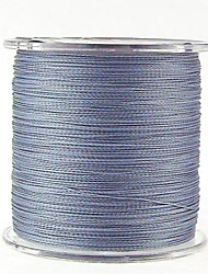 300M / 330 Yards PE Braided Line / Dyneema / Superline Fishing Line Dark Gray 30LB / 35LB / 40LB / 45LB 0.26mm,0.28mm,0.30mm,0.32mm mm For