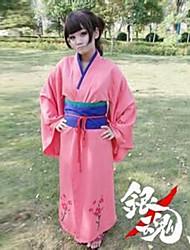 Gintama Tae Shimura Cosplay Costume