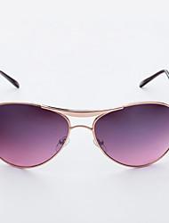 Polarized Aviator Metal Retro Sunglasses