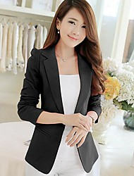 Women's Fashion Elegant Lapel Blazer