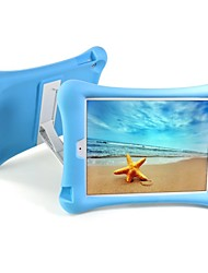 Silicone , Noir/Vert/Bleu/Incarnadin/Orange) - Design spécial pour Pomme Air iPad