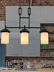 candelabros maishang® moderna sala de estar / contemporánea / / comedor / sala de estudio / oficina de metal dormitorio