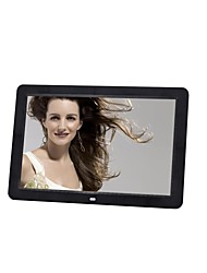 """12"""" 1080P HD LED Digital Photo Frame MP5 Player Support Most Video Formats"""