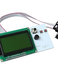"geeetech LCD12864 slimme controller 3 ""LCD display module voor 3D-printer"