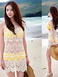 Women's Sexy Beach Lace Dress