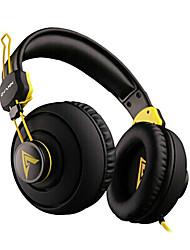 OVANN - X7 - Hoofdtelefoons - Bedraad - Hoofdtelefoons (hoofdband) - met met microfoon/Volume Controle/Gaming - voorMediaspeler/tablet/Mobiele