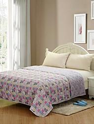 Sommerhandarbeit 100% Polyester Quilt Schlafdecke Doppel volle Queen-Size-