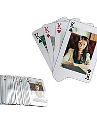 Personalized Gift DIY Personality Pictures Classic Poker