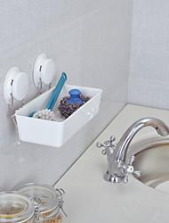 Gadgets de salle de bain - Contemporain - Inox - Fixation au Mur