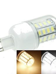 7W G9 Ampoules Maïs LED T 40 SMD 5630 1200-1600 lm Blanc Chaud / Blanc Froid Décorative AC 100-240 V