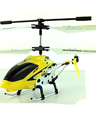 00173 3.5CH 2.4G RC Radio Control Helicopter with Intelligence Balance System Ruggedness and Gyro