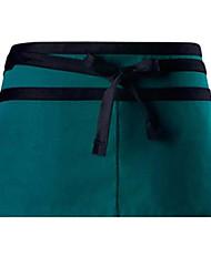 35% Cotton Dark Green Short Type Apron