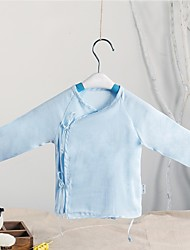Boy's All Seasons Micro-elastic Thin Long Sleeve Overalls & Jumpsuits (Organic Cotton Sterile Vacuum Packing)