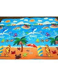 jouet de bébé bébé bébé ramper pad coussin tapis de puzzle rampante mat
