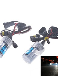 9006 35W 8000K 3000lm HID Xenon Lights with Ballasts Kit (DC 9~16V)