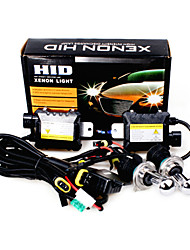12V 35W H4 HID Xenon Conversion Kit 4300K