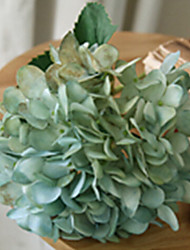 "22"" Green Hyfrangeas Artifical Flowers"