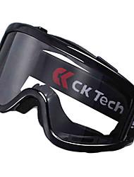 anti-buée des lunettes de coupe-vent sportives pour le ski / randonnée