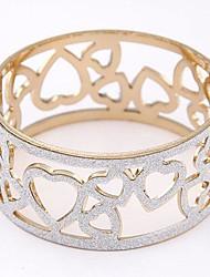 Ronde Armbanden - Dames - Armbanden (Legering )