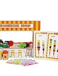 benho boutique barbecue rôle de l'éducation joue la mère de jouets et de produits pour bébés