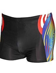 hombres cortocircuitos de la playa de la ropa interior sexy traje de baño natación troncos de elasticidad