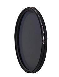 eirmai 77mm miroir ultra mince réduire la lumière grise revêtement multicouche ème miroir mc nd2-400 pour 77mm de diamètre