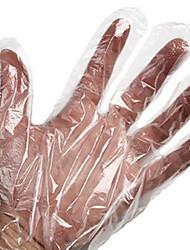 Disposable Transparent Gloves(Set of 600)