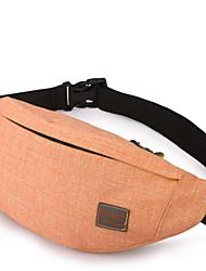 TINYAT Hot Women Chest Bag/Portable Belt Zip Pouch/ Sports Fanny Pack/Waterresistant Casual Waist Pack/T201