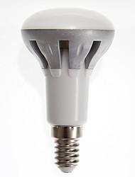 R - Круглые лампы ( Прохладный белый , Декоративный ) - 6 W- E14