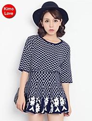 kimolove vestido de dos piezas de las mujeres ™ coreano lindo ocasional