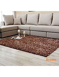Casual Silk 160cm*230cm  Silk carpet  TV Carpet Sofa Table Carpet  Bath Rugs
