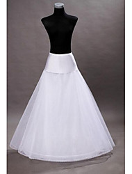 Slips A-Line Slip Floor-length 2 White