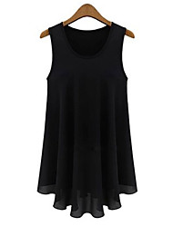 Women's Chiffon Sheath Dress