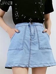 GONNA - Mini - Stile - Medio DI Jeans