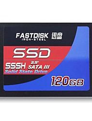 Internal Hard Drive - Unità disco a stato solido (SSD) SSSH120GB - 120GB - Laptop - SATA III