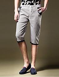 Shorts ( Grau , Baumwolle ) - für Freizeit - für MEN