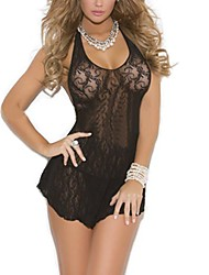 Women Chemises & Gowns/Lace Lingerie Nightwear , Lace